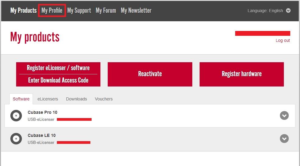 Как создать свой Steinberg ID аккаунт для регистрации Cubase